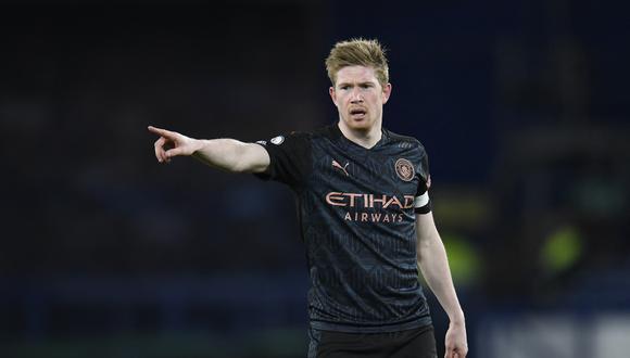 De Bruyne se suma a una larga lista de futbolistas que han criticado la Superliga Europea, que Manchester City y Chelsea serían los primernos en abandonar como organizadores. (Foto: AFP)