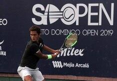 Juan Pablo Varillas clasificó a la final del Challenger de Santo Domingo