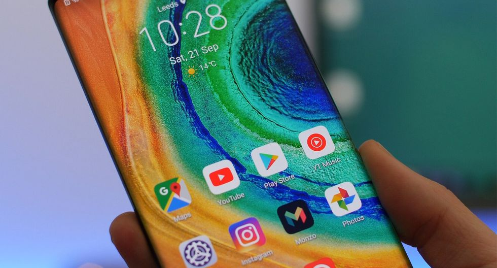 ¿Quieres instalar aplicaciones de Google en el Huawei Mate 30 Pro? Dispositivo ya se vende en perú y así puedes hacerlo. (Foto: Huawei)