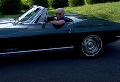 Biden y su Corvette del 67: el obsequió de su padre que ya no podrá usar durante su gobierno | FOTOS