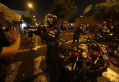 Problema de fondo: solo uno de cada 1.400 policías está capacitado para utilizar correctamente sus armas letales y no letales