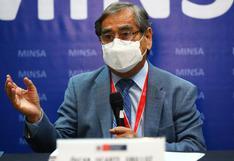 """Ministro Ugarte sobre cerco epidemiológico en Arequipa: """"Podría modificarse si es que hay resultados en el corto plazo, pero está sujeto a evaluación"""""""