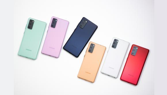 Conoce todos los detalles y características del Samsung Galaxy S20 FE. (Foto: Samsung)