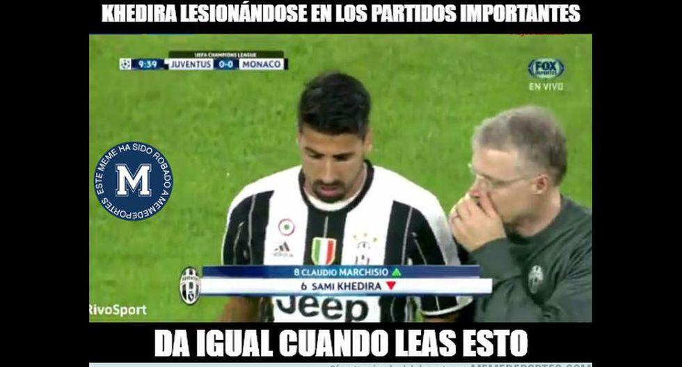 Juventus vs Mónaco: Dani Alves es protagonista de los memes - 11