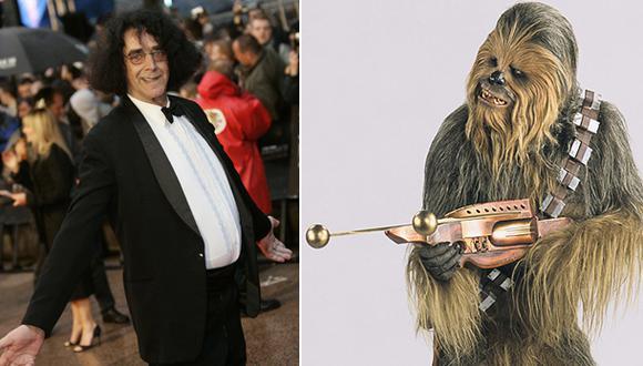 """""""Star Wars"""": Peter Mayhew será Chewbacca en el Episodio VII"""