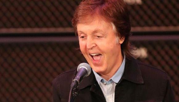 """""""Hey Grandude!"""", el libro escrito por Paul McCartney en el que cuenta sus experiencias como abuelo, saldrá a la venta el próximo año. (Foto: EFE)"""