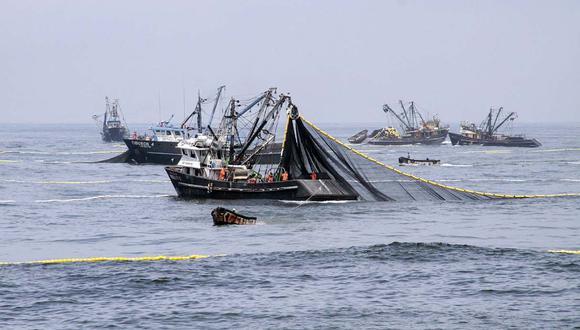 La primera temporada de pesca concluirá en unas cuatro semanas, según el Ministerio de la Producción.