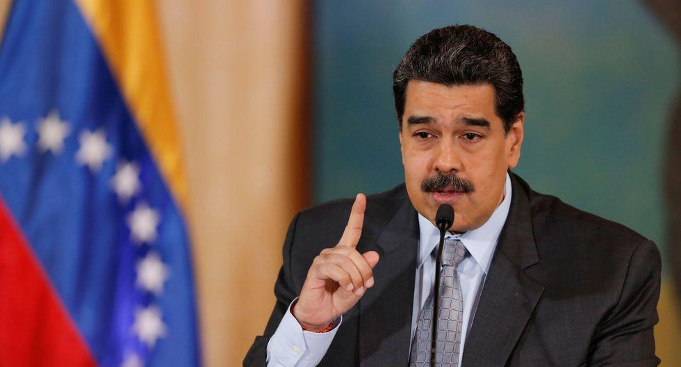 El presidente de Venezuela, Nicolás Maduro, habló sobre la crisis política en Ecuador. (REUTERS/Manaure Quintero).
