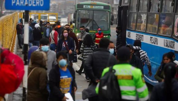 Extranjeros deben actualizar sus datos en la web de Migraciones de manera obligatoria. (Foto: GEC)