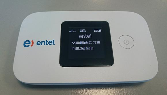 Evaluamos el router inalámbrico 4G LTE de Entel