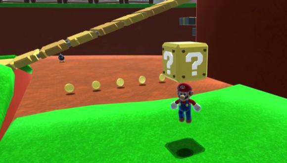 El mítico Super Mario 64 llega en versión HD para la PC
