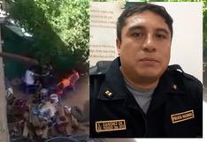 Suspenden a comisario en Amazonas que fue captado bebiendo licor