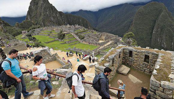 Machu Picchu solo recibirá hasta un máximo de 2244 visitantes al día