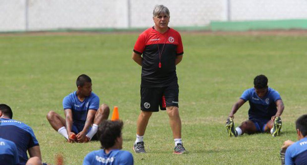 Grioni salió de Deportivo Municipal y ahora trabajará en Real Garcilaso. (Foto: USI)