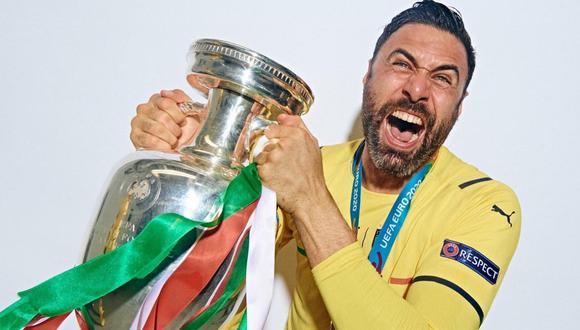 Salvatore Sirigu tiene 34 años y milita en el Torino. (Foto: Getty)