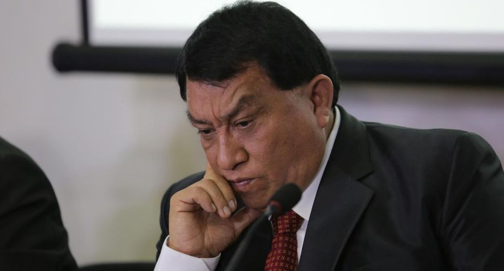 José Luna afirma que el dinero encontrado durante el allanamiento pertenece a Telesup (Foto: GEC)