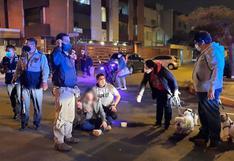 Surco: personal municipal frustra secuestro de joven tras persecución por varias calles del distrito | VIDEO