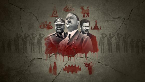 """Capítulo por capítulo, """"Cómo se convirtieron en tiranos"""" aborda la vida de seis de los más terribles dictadores de la historia. (Imagen: Netflix)"""