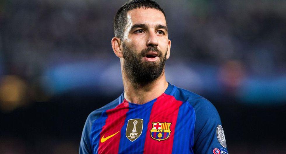 Arda Turan pertenece al Barcelona, pero no tiene equipo. (Foto: AFP9
