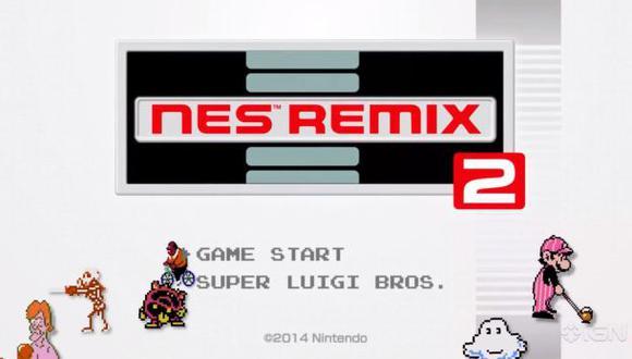 Mira el nuevo tráiler de NES Remix 2