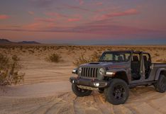 Jeep presenta la versión más extrema de su pick-up Gladiator   FOTOS