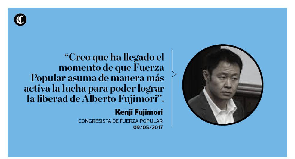 Así emplazó Kenji a su bancada por libertad de Alberto Fujimori - 5