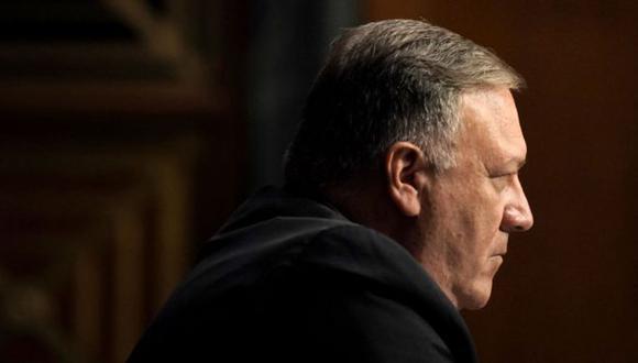 El secretario de Estado, Mike Pompeo, y su departamento han estado a la cabeza de la retórica agresiva contra China. (Foto: Getty Images, vía BBC Mundo).