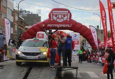 Caminos del Inca: Raúl Velit ganó la primera etapa de la carrera entre Lima y Huancayo