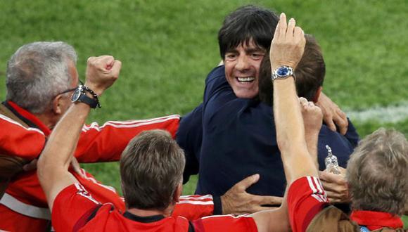 Alemania campeón: cinco cosas que debes saber sobre Joachim Löw