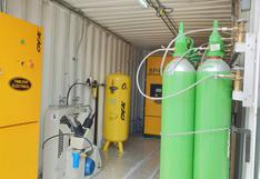 Huancavelica: Contraloría advierte deficiencias en implementación de planta de oxígeno
