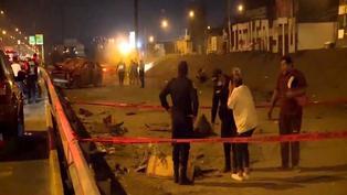 Sujeto en estado de ebriedad provoca la muerte de tres personas en la Panamericana Norte