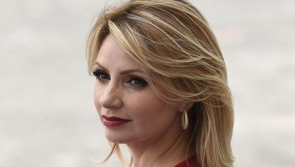 Angélica Rivera es la ex primera dama de México regresaría a las telenovelas (Foto: AFP)