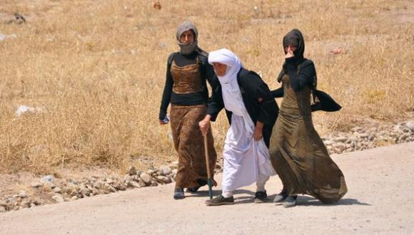 La guía del Estado Islámico para esclavizar a las mujeres
