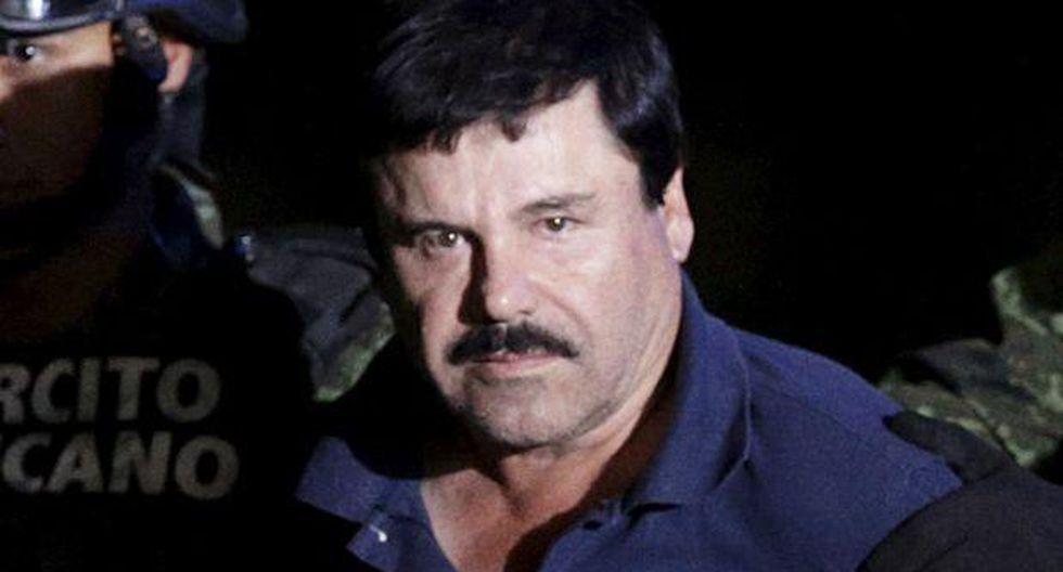 'El Chapo' Guzmán aún quiere que se haga película sobre su vida