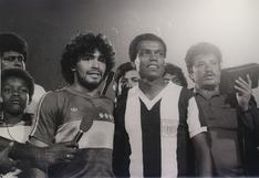 Así le fue a Maradona cada vez que visitó Lima