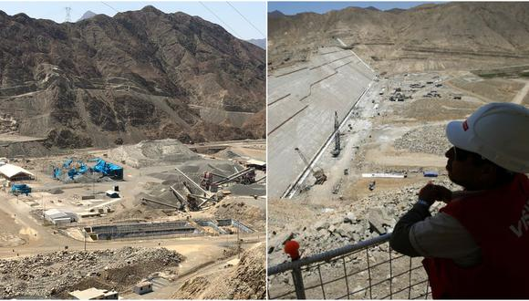 Los funcionarios destacaron que existen dos ámbitos de urgencia que deben observarse en el proyecto Chavimochic III. (Foto: Twitter/GEC)