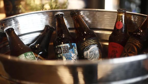 Las ventas de cervezas artesanales al cierre de año solo caerán entre 10% y 20% pese a desaparecer más de la mitad de participantes (Foto: Renzo Salazar)
