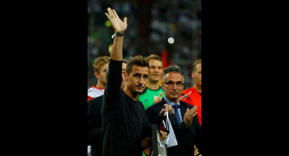 Alemania homenajeó a los campeones del mundo en Düsseldorf - 6