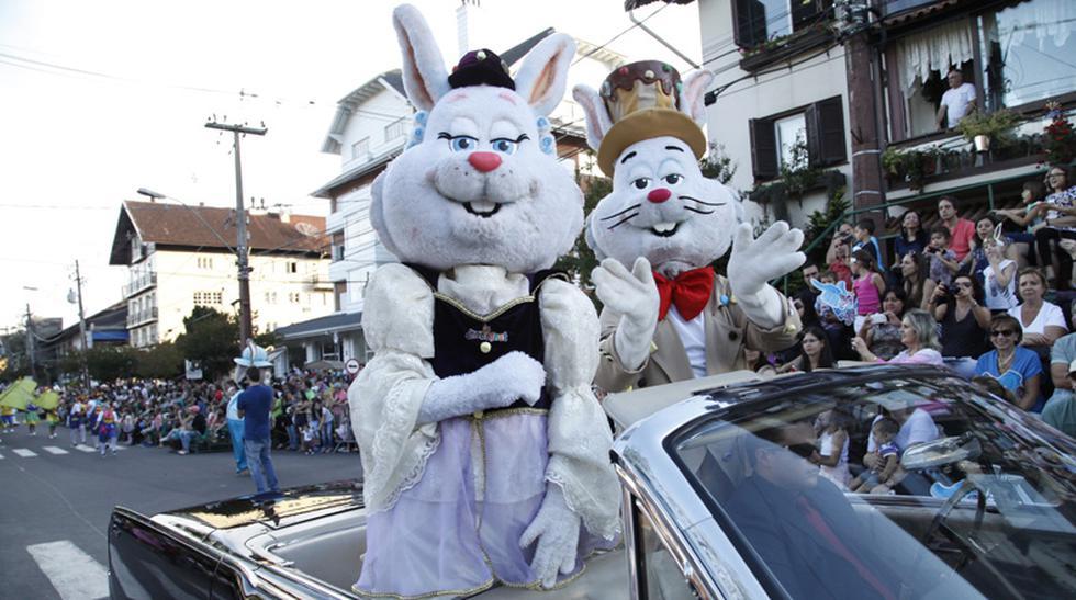 Festeja la Pascua y vive la fiesta del chocolate en Brasil - 2