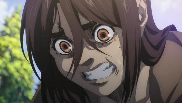Gabi está desesperada porque quiere enfrentar a Zeke y descubrir su verdad (Foto: Crunchyroll)