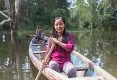 Liz Chicaje: defensora del Parque Nacional Yaguas gana el Premio Goldman