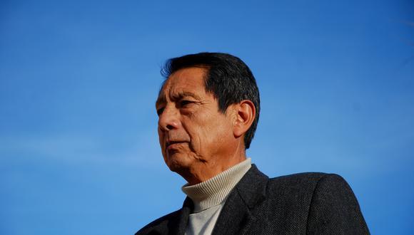 Josué Sánchez (Huancayo, 1945) presenta en la novena entrega de De Voz a Voz Perú una obra que alude a la soledad producida por el confinamiento.