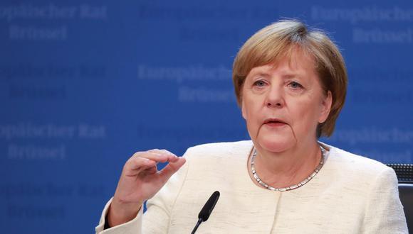 "Jamal Khashoggi: Angela Merkel considera ""insuficientes"" explicaciones de Riad sobre muerte de periodista (Foto: EFE)"