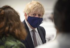 Boris Johnson amenaza a la Unión Europea con nuevas acciones unilaterales en Irlanda del Norte