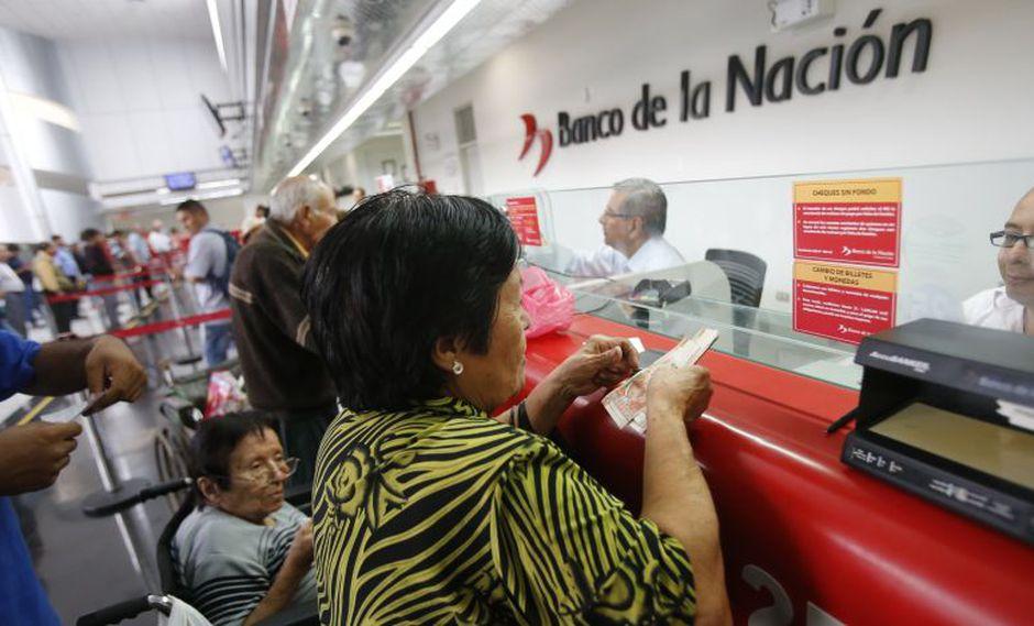 Fonavistas podrán cobrar sus aportes este viernes en las agencias del Banco de la Nación.