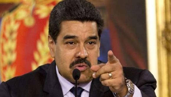 """Venezuela recordó que el presidente y las autoridades del Estado, """"fueron objeto de un atentado terrorista planificado y financiado precisamente en los Estados Unidos"""". (Foto referencial: EFE)"""