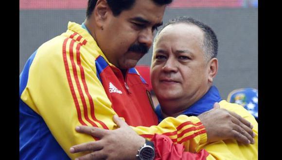 Justicia de EEUU investiga a Diosdado Cabello por narcotráfico