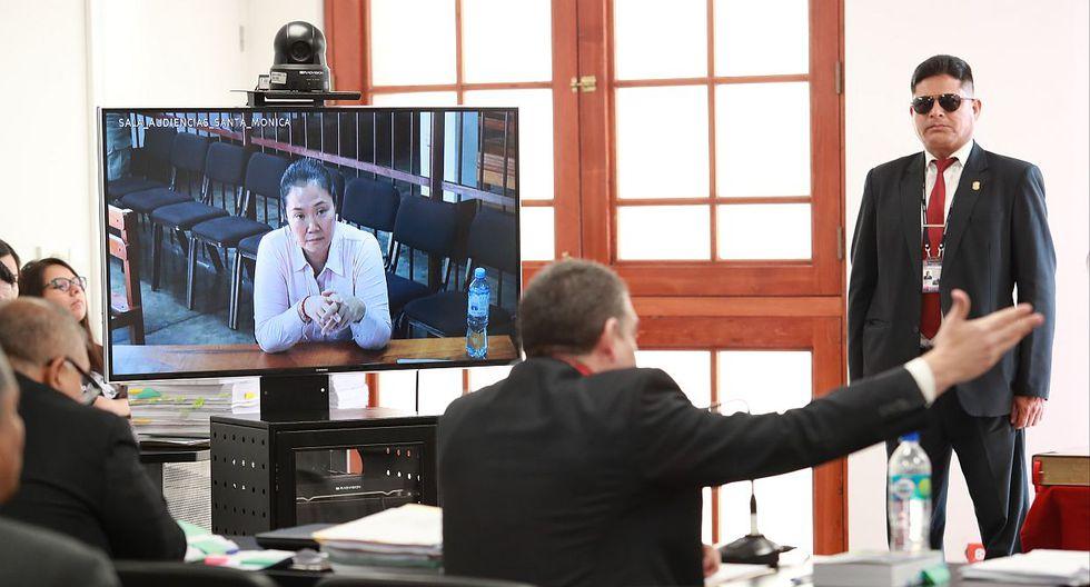 El fiscal superior Rafael Vela Barba dijo que en febrero se podrían estar llevando a cabo los interrogatorios frustrados. (Foto: GEC)
