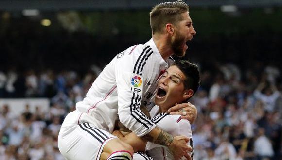 Sergio Ramos analizó así triunfo de Real Madrid ante Barcelona