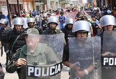 Bolivia: Detienen a un centenar de opositores en elecciones